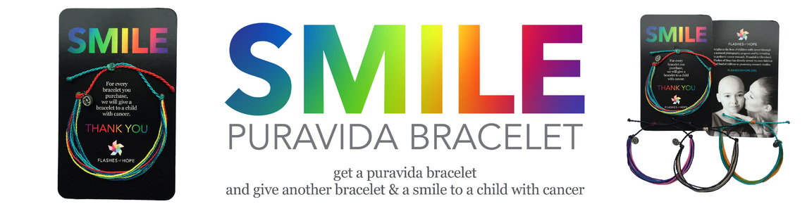 Give a Smile • Puravida Bracelet